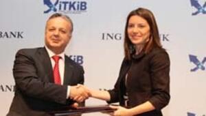 ING Bank ve İTKİBden ihracatçı için işbirliği