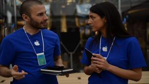 Apple Storeda çaylak olmayın