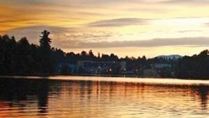 Büyüleyici göller ülkesi
