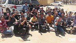 IŞİD, kaçırdığı 140 Kürt çocuğun beynini yıkıyor