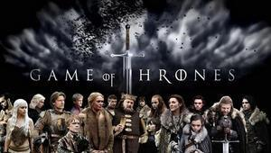 Game of Thrones 19 dalda aday