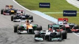 Almanların F1e ilgisi azaldı