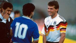 Almanya ile Arjantin 21. randevuda