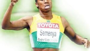 Semenya, dopingci Dr. Arbeit'ın yeni kurbanı mı