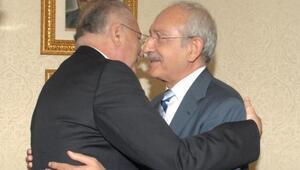 Kılıçdaroğlu ile İhsanoğlu görüştü