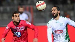 Gençlerbirliği 2 - 0 Torku Konyaspor