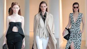 Yeni koleksiyona özel moda şov
