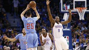 Clippers üst üste 4. kez mağlup oldu