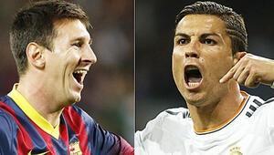 Ronaldo ile Messinin Altın Ayakkabı savaşı