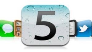 iOS 5 resmen yayınlandı