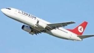 Türk uçaklarının rotası değiştirildi