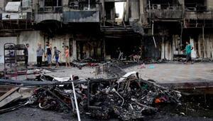 Bağdatta intihar saldırısı: En az 21 ölü