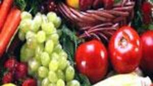 Yaz meyve ve sebzelerini kışın tüketmeyin