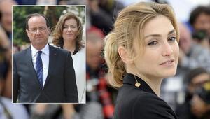 Fransız dergisinden Hollande ile Julie Gayet fotoğrafları