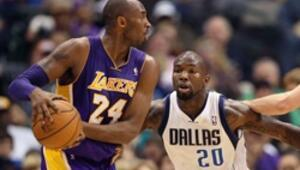 Los Angeles Lakers, Dallasa patladı