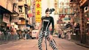 Hong Kong'da trafiği durduran koleksiyon