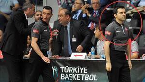 Beşiktaştan hakem Rüştü Nurana büyük öfke