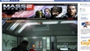 Konsol oyunları Facebookta