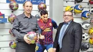 Barcelona Trabzon'u topa tuttu