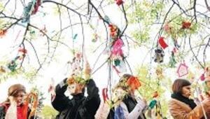 Çanakkale'den Antep'e tüm yurtta bahar sevinci