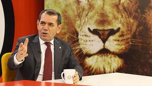 Dursun Özbek: Hayatımda kimseyle kavga etmedim, etmem de...