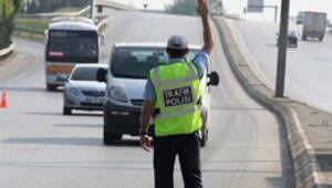 Sigortasız şoför, trafik cezasından bulunacak