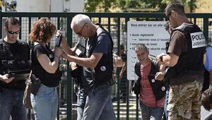 Fransada şok saldırı