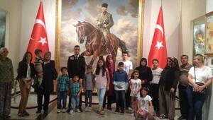 Ankarada yeni hayallere yelken açtılar