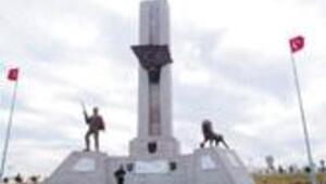 Şehitlerin anıtları Beytepe'de yaşıyor