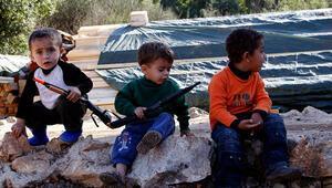 Suriyeli çocuklar okula gidemiyor
