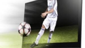 Sony 3D TV'ler ilk 3D Dünya Kupası için hazır
