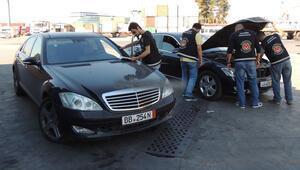 Ölülerin kaçak Mercedesleri