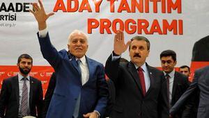 Milli İttifak milletvekili adaylarını tanıttı