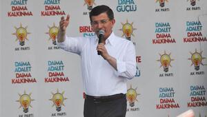 Başbakan Davutoğlu: Türkiye son 100 yılda 3 Kuvayımilliye hareketi gördü