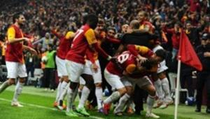 Galatasaray, ligde geçen sezonu ikiye katladı