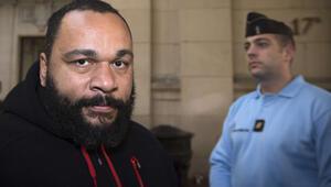 Fransız komedyene Coulibaly gözaltısı