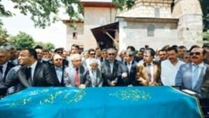 İslam âlimine son görev