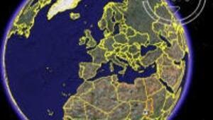 Yeni Google Earth hazır