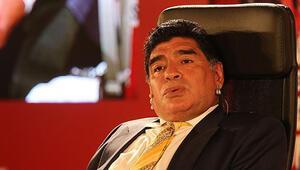 Maradona FIFAdan görev bekliyor