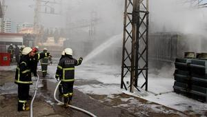 Adanada trafo patladı