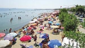 Marmara sahillerinde bu yaz