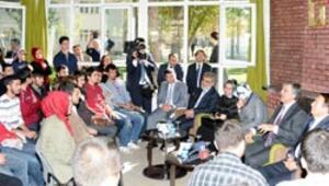 Cumhurbaşkanı Gül: Doğru eğitim verirsek başarılı oluruz