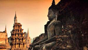 Heveslenmeyin, Budist tapınağı yapmaya yetecek bağış sözünü aldık