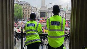 Londrada 1 Mayıs kutlaması