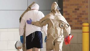 ABD'li poliste Ebola şüphesi
