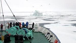 Dünyanın çatısında buzların arasında
