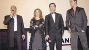 Başkent'te film galası