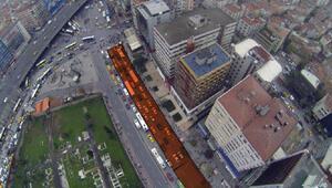 Mecidiyeköy İstasyonu için yapım çalışmaları başlıyor