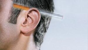 Sigara dumanı orta kulak iltihabı nedeni