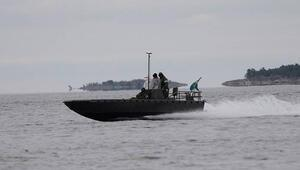 İsveç karasularında askeri hareketlilik